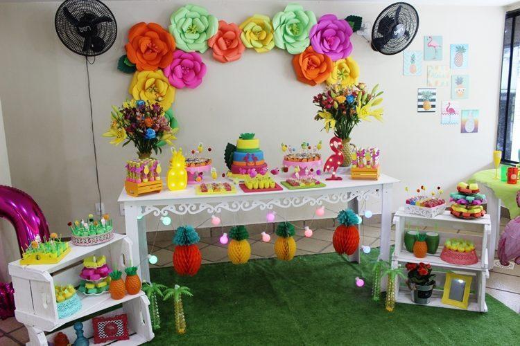 FAÇA SUA FESTA - ideias para decoração