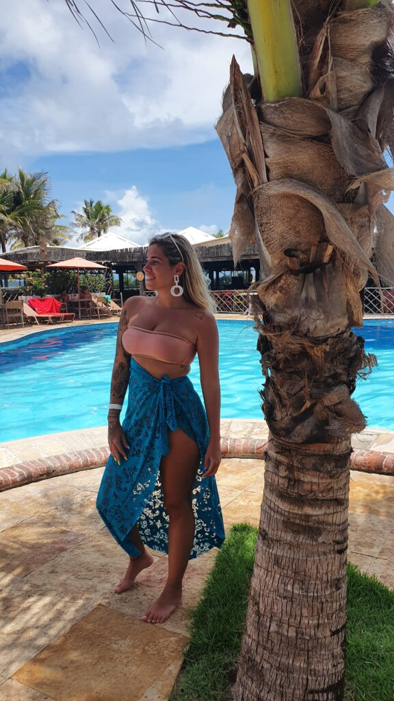HOTEL OCEANI BEACH PARK  PISCINA
