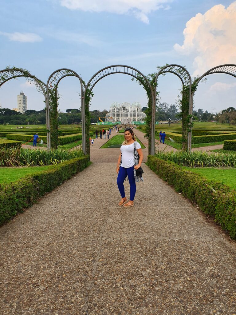 ROTEIRO DE PASSEIOS VIAGEM PARA CURITIBA Jardim Botânico Curitiba