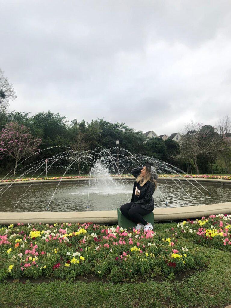 ROTEIRO DE PASSEIOS VIAGEM PARA CURITIBA Parque Tanguá curitiba